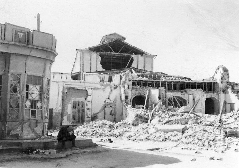 65 лет Ашхабадской катастрофе