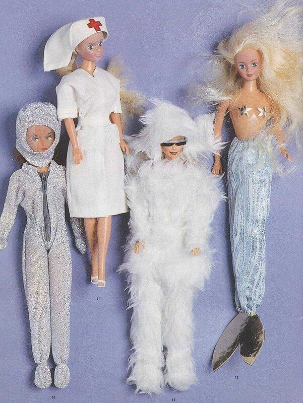 Карнавал.Одежда для кукол. 27