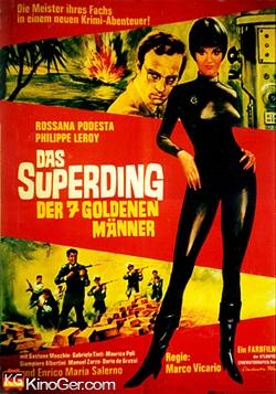 Das Superding der sieben goldenen Männer (1966)