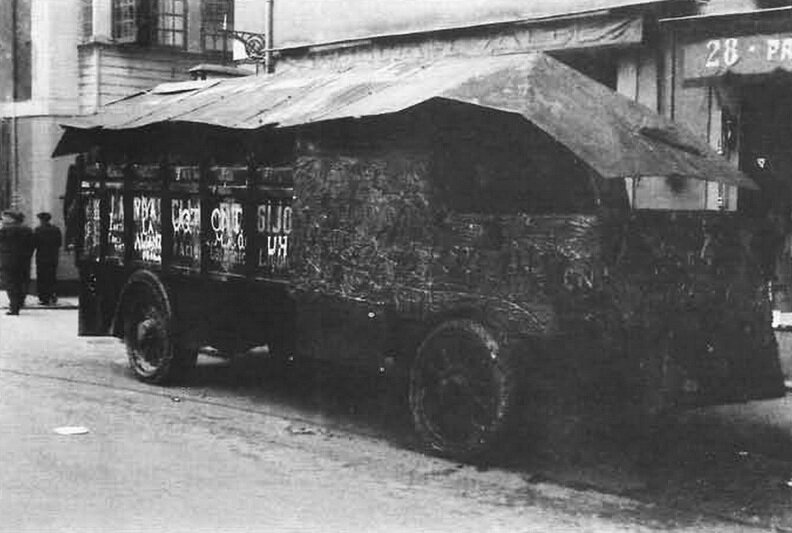 jurashz.livejournal.com, гражданская война в испании, испания, 1936-1939, броневик, бронемашины