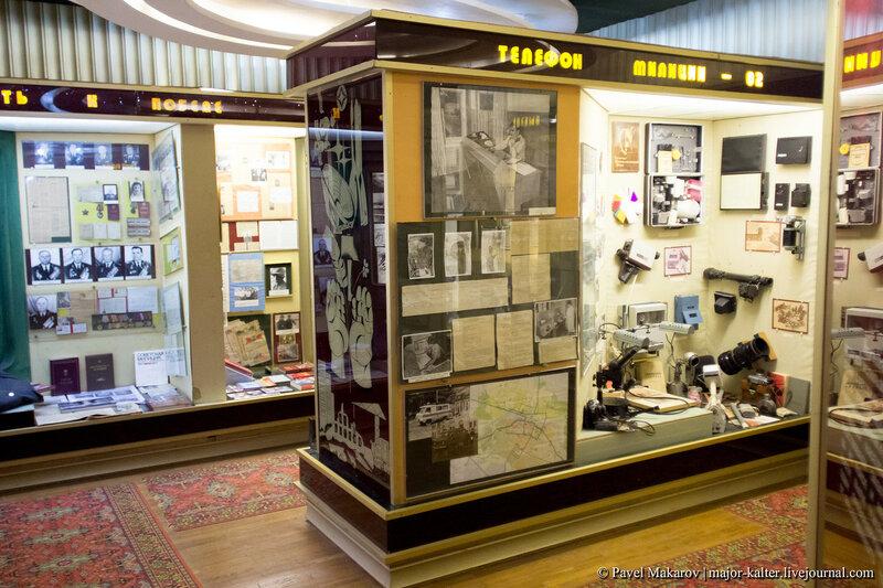 Музей МВД в Твери