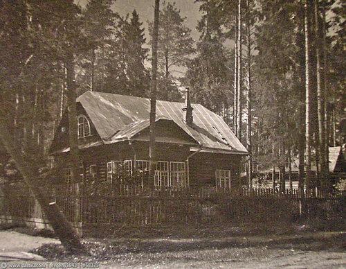 1935, Дачный посёлок Джамгаровка