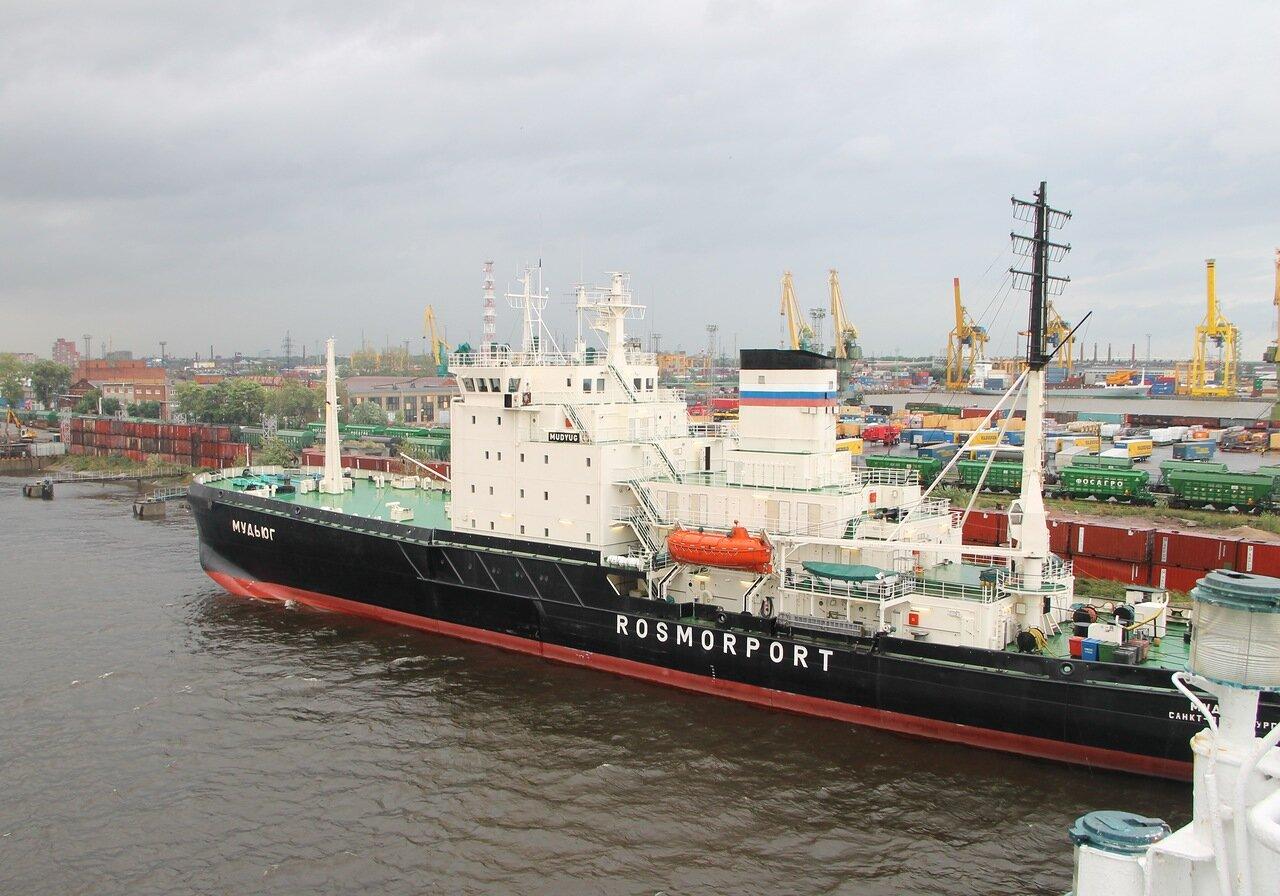 Санкт-петербург - паром принцесса мария - морской канал, порт, ледокол ледокол, санкт-петербург, морской канал, порт