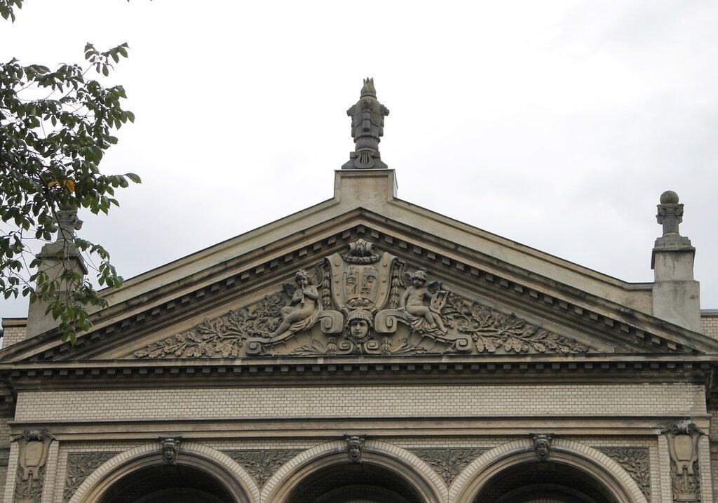 Trondheim, Masonic hall (Frimurerlogen)
