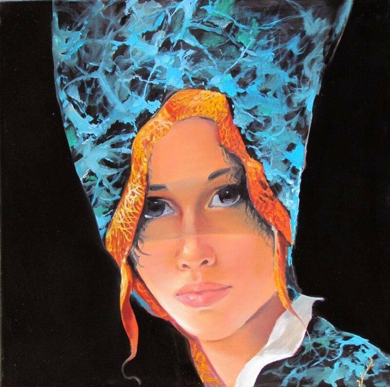 Ирландский художник Андрюс Ковелинас (Andrius Kovelinas)