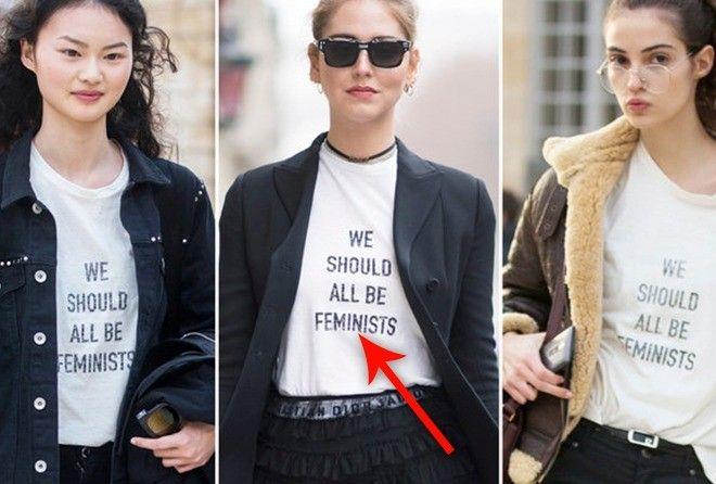 На футболке была известная всем фраза: