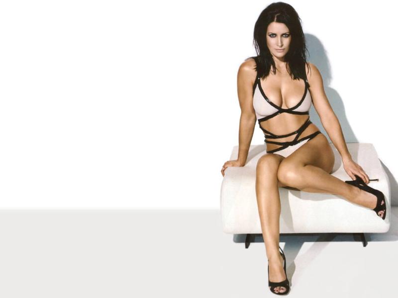 Сара Карбонеро – испанская модель и спортивная журналистка