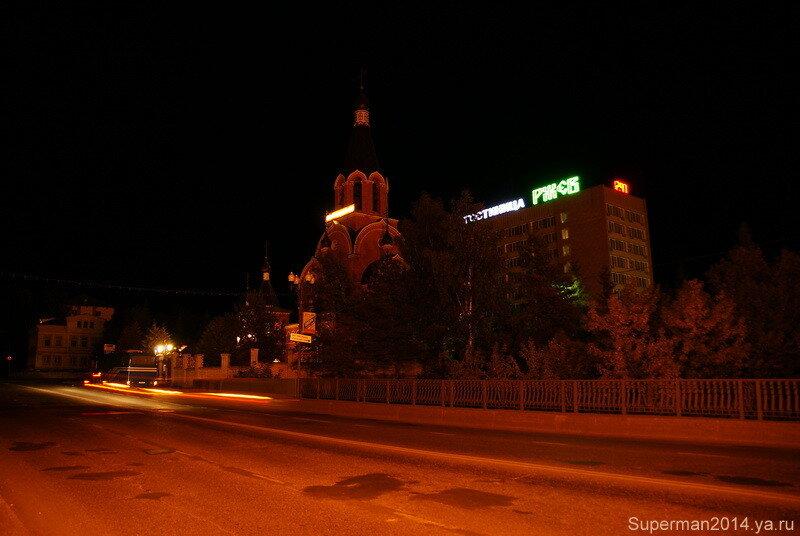 ночной Ржев