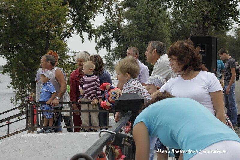День города Энгельс, Набережная, Энгельс, 31 августа 2013 года