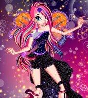 """Журнал Winx, Аниме о праздниках """"We have a party""""! Всех с днём смайла!!!"""