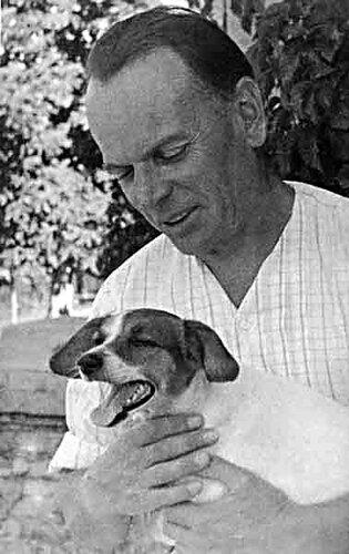 Константин Георгиевич Паустовский. 1930-е