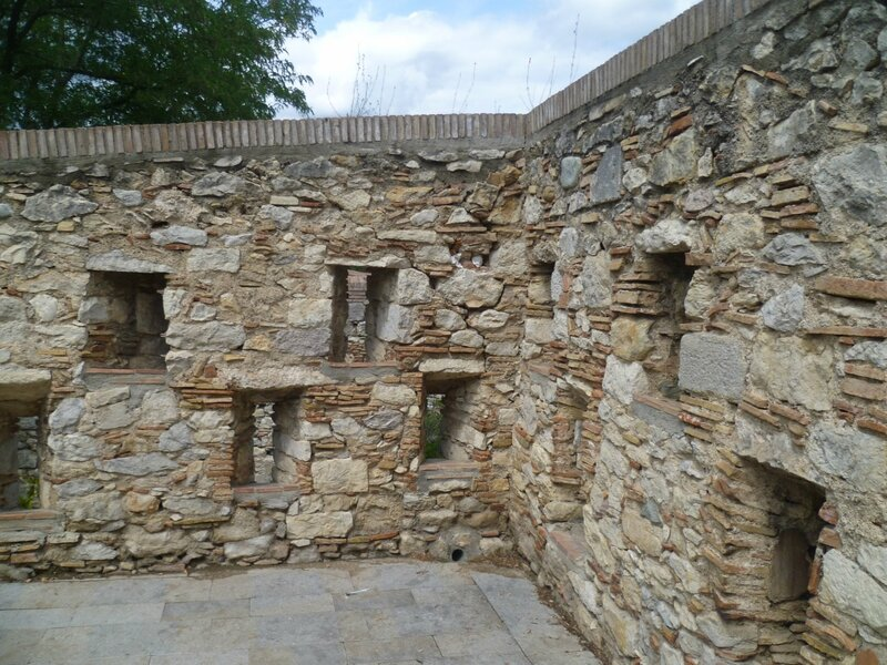 Стена в Жироне (Wall in Girona)