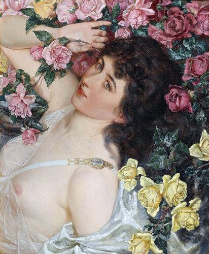 Ты женщина, ты вечность, ты мгновенье! Женская красота сквозь века