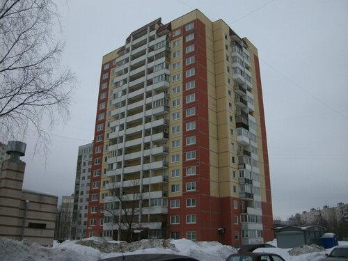 ул. Чудновского 6к4