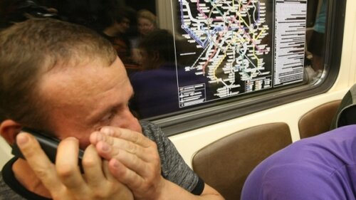 За пассажирами в метро будут следить при помощи телефонных SIM-карт