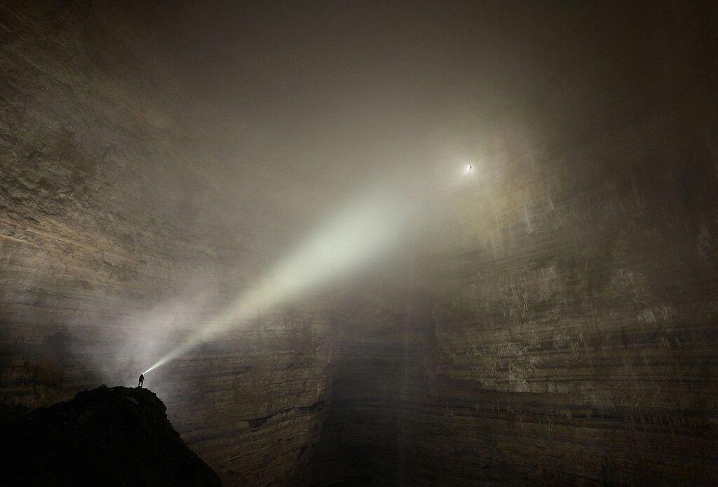 Ранее неизвестная пещера