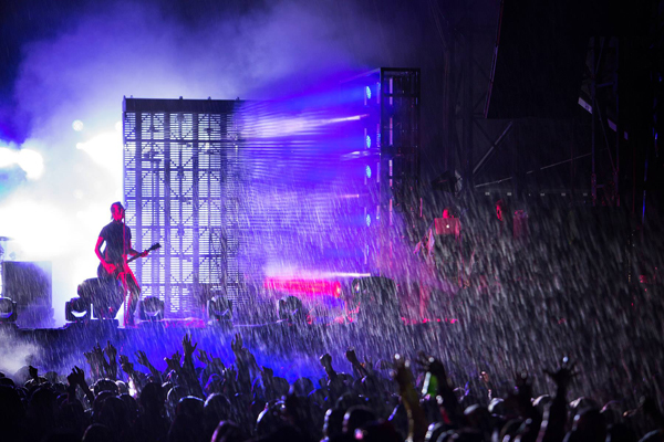 Nine Inch Nails – FUJI ROCK FESTIVAL '13