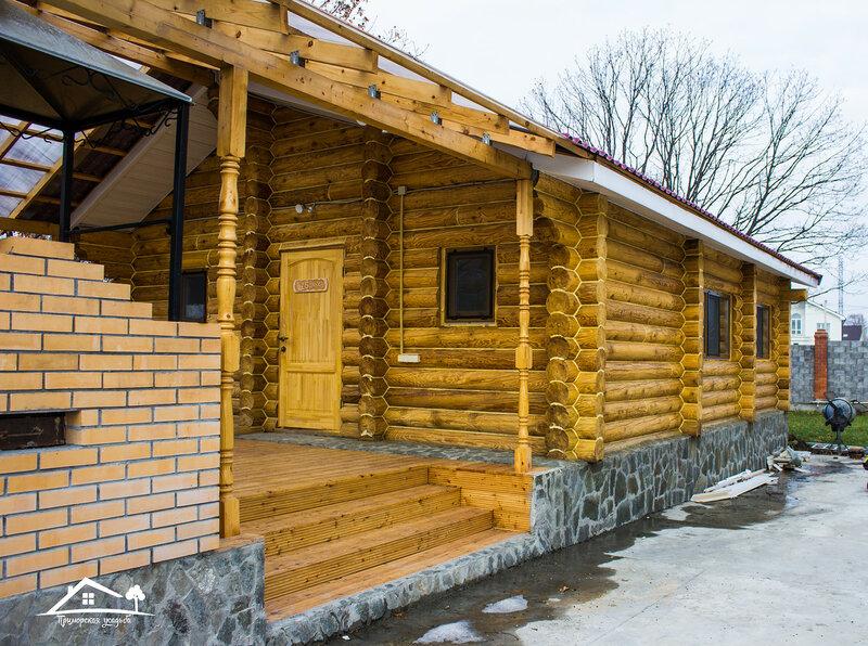Приморская усадьба Уссурийск строительство бани
