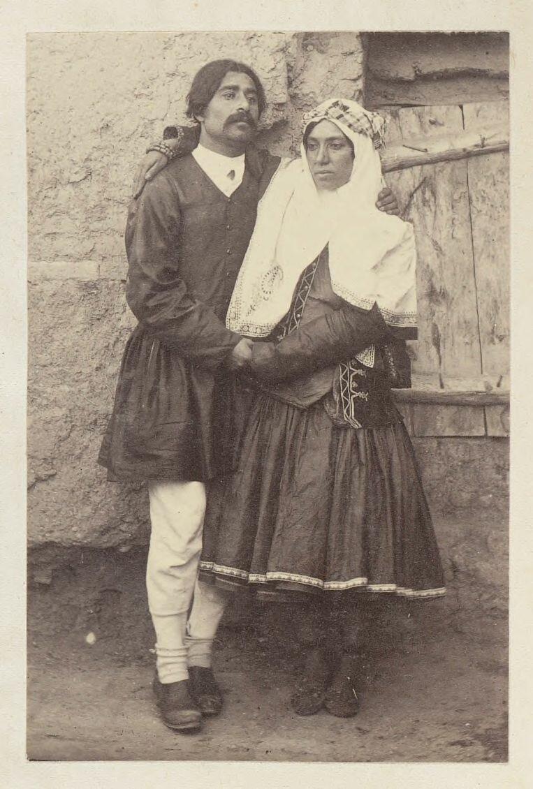 Ибрагим Ага и женщина