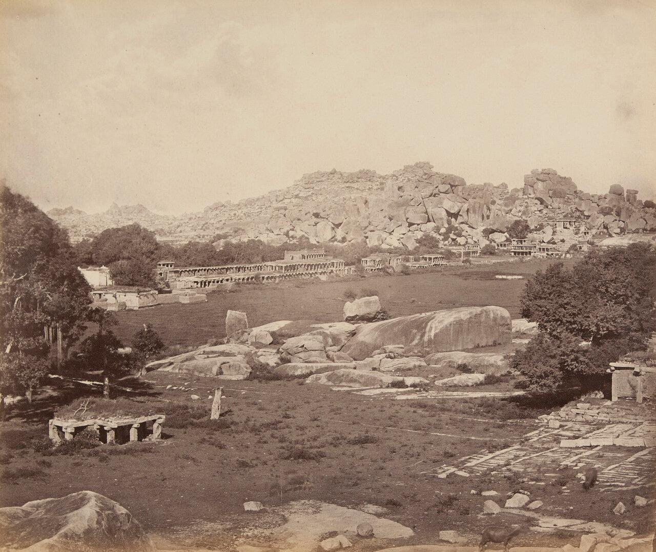 Общий вид долины Мунда