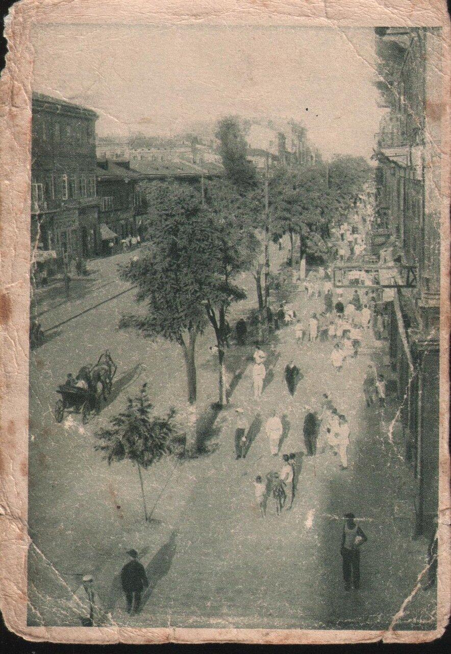 Ул. Лассаля 1931