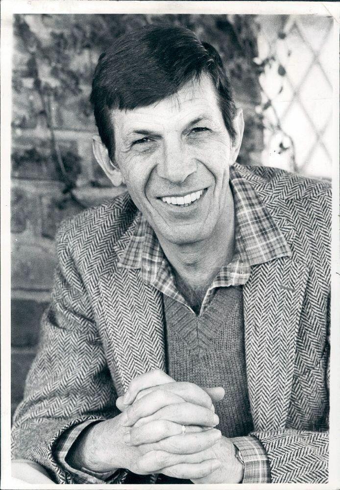 1982. Леонард Нимой