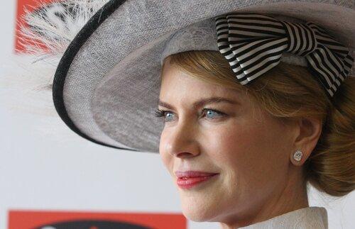 Австралийская звезда экрана Николь Кидман войдет в образ молчаливой жены