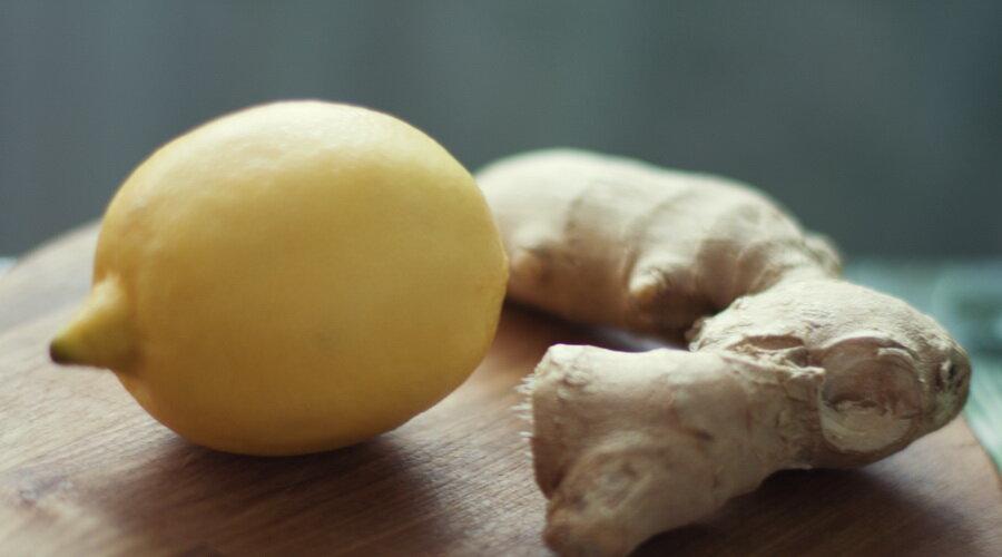 чай имбирь лимон мед для похудения рецепт