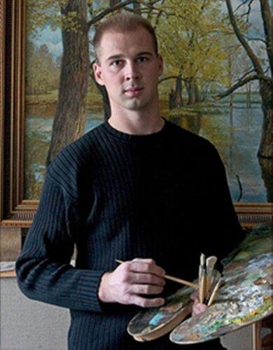 Брусилов Станислав. Современный художник