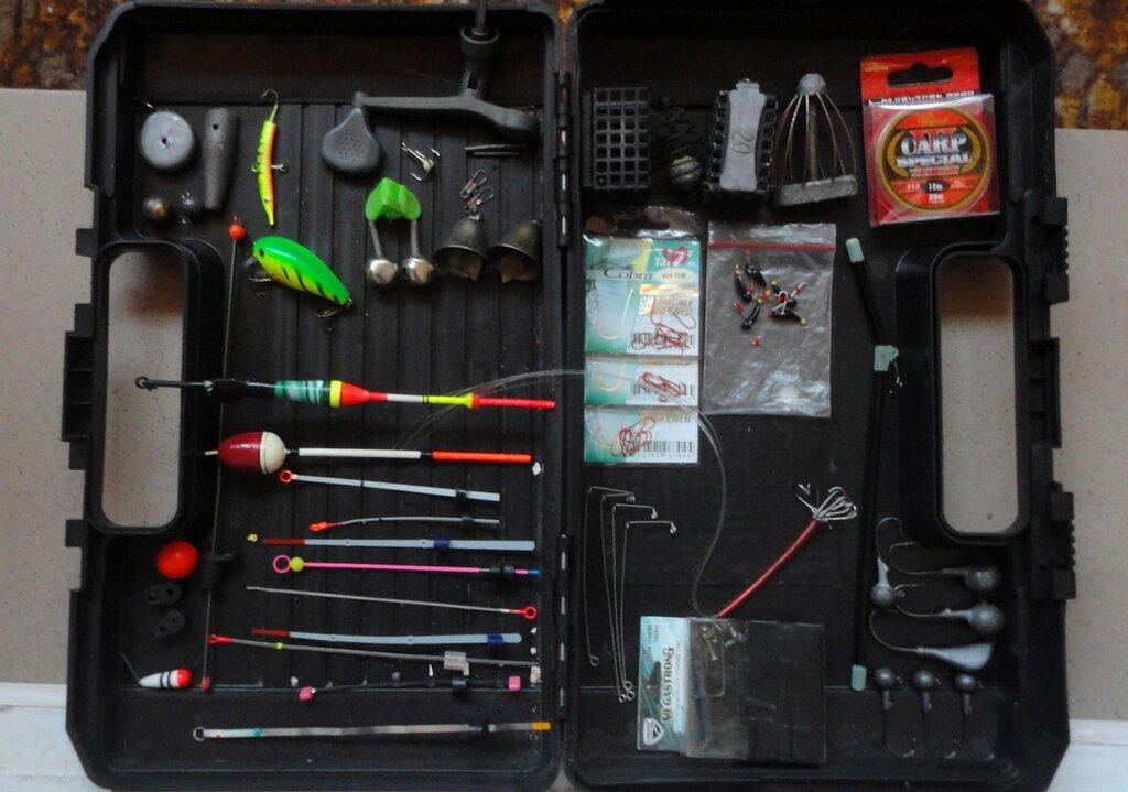 Рыбацкий чемоданчик для снастей своими руками 75