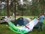 """2013 год 7-й семейный слет в горах на турбазе """"Таулу"""" - 18-21 июля 2013 года."""
