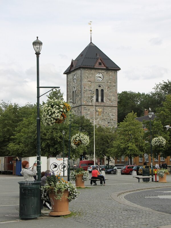 Тронхейм, Церковь Богоматери (Vår Frue Kirke)