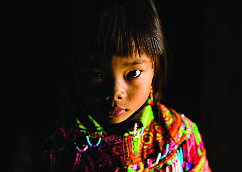 Поразительные портреты представителей племен севера Вьетнама