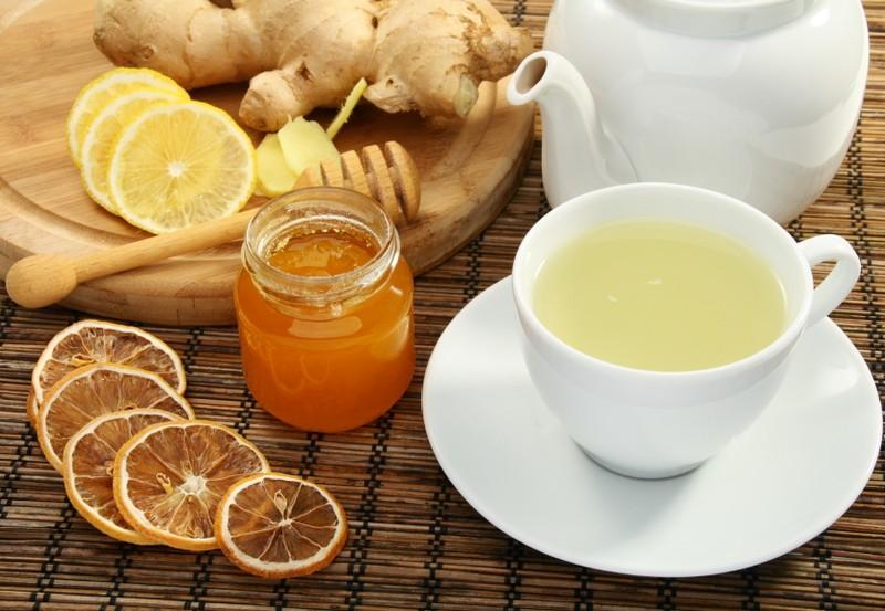 6. Имбирно-медовый сбитень Этот старинный восточнославянский напиток не только вкусный, но и полезны