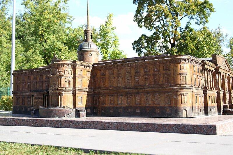 Михайловский (Инженерный) замок - Санкт-Петербург в миниатюре Img_8060