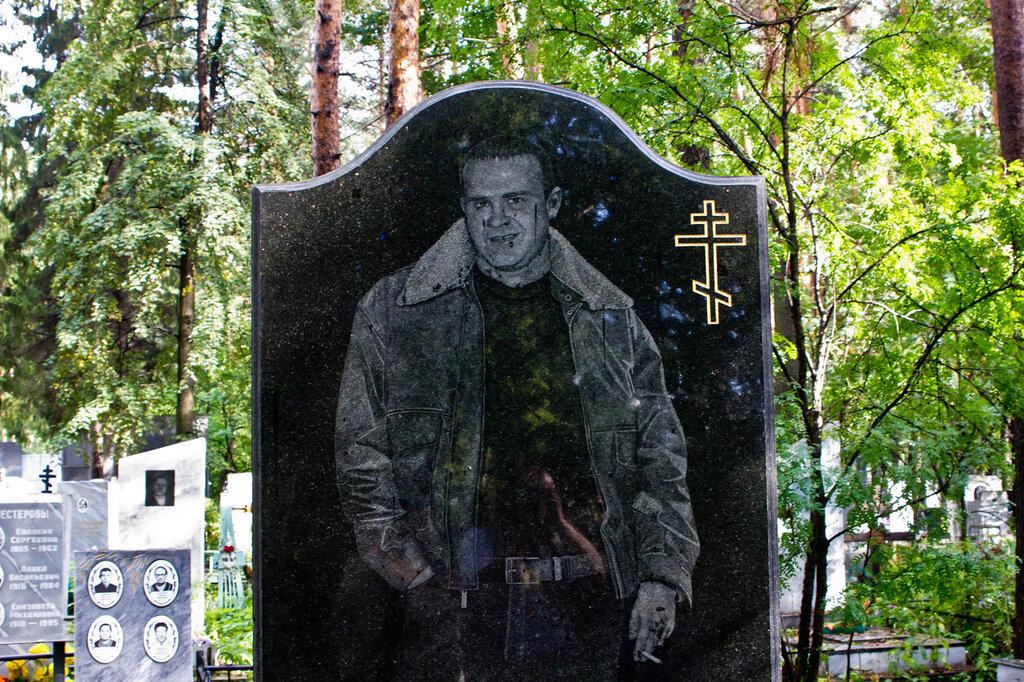 фото на памятнике в кладбище как ставить