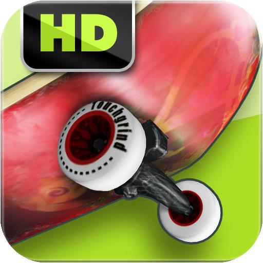 [HD] Touchgrind HD [v1.3.2, Спортивный симулятор, iOS 3.2, ENG]