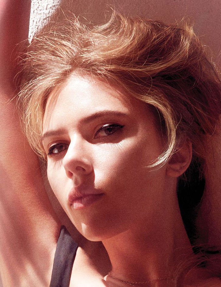 Скарлетт Йоханссон / Scarlett Johansson by Patrick Demarchelier in Interview Magazine october 2013