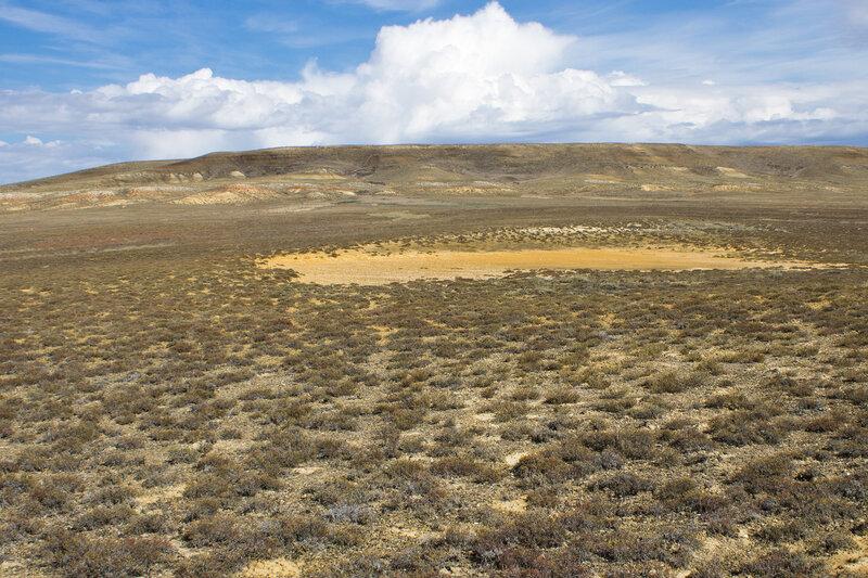 гора Акжал