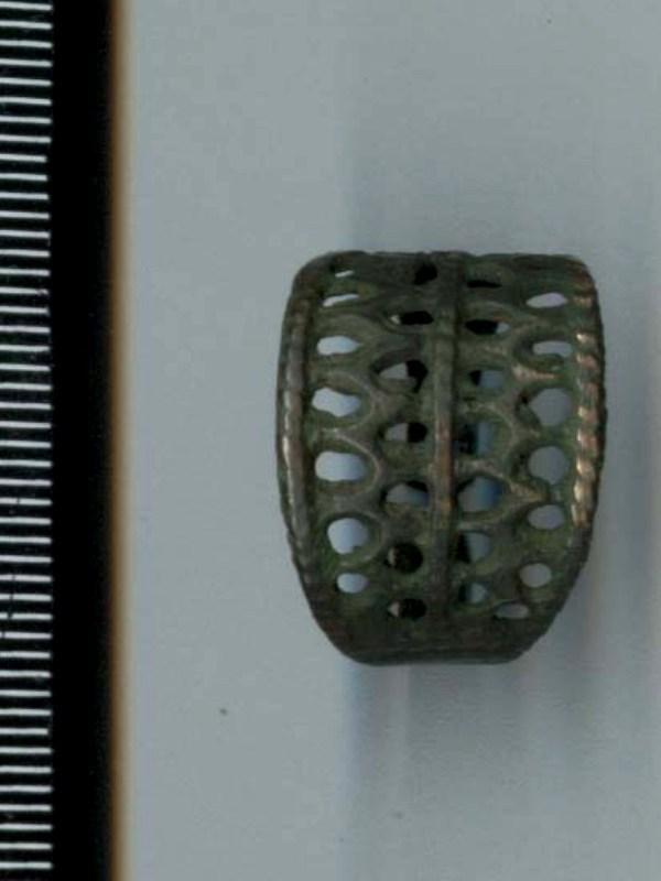 Решётчатый перстень вятичей
