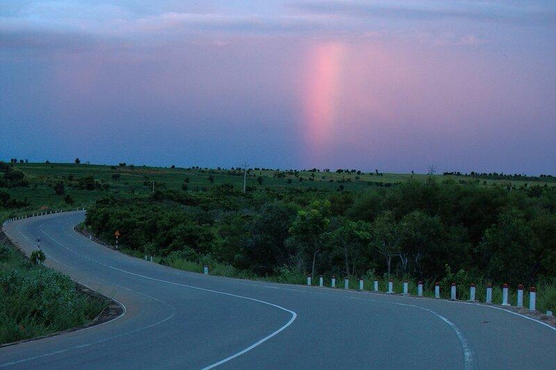 Кусочек радуги