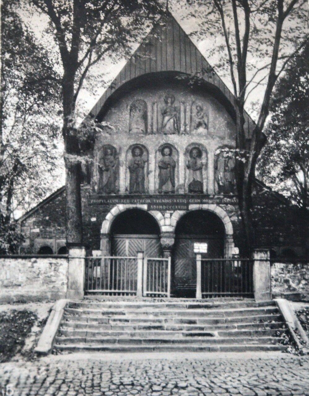 Берлин, Кафедральная часовня. 1933