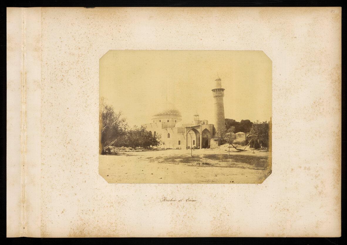 Армения. Мечеть в Эривани