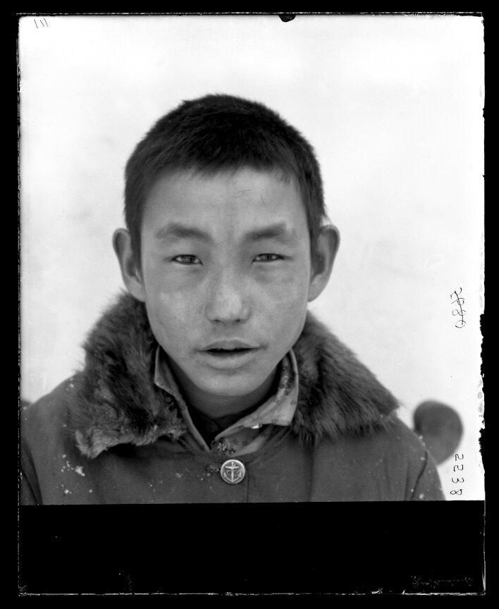 Портреты подростков