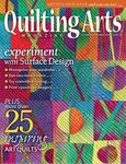 Quilting Arts Magazine 2013