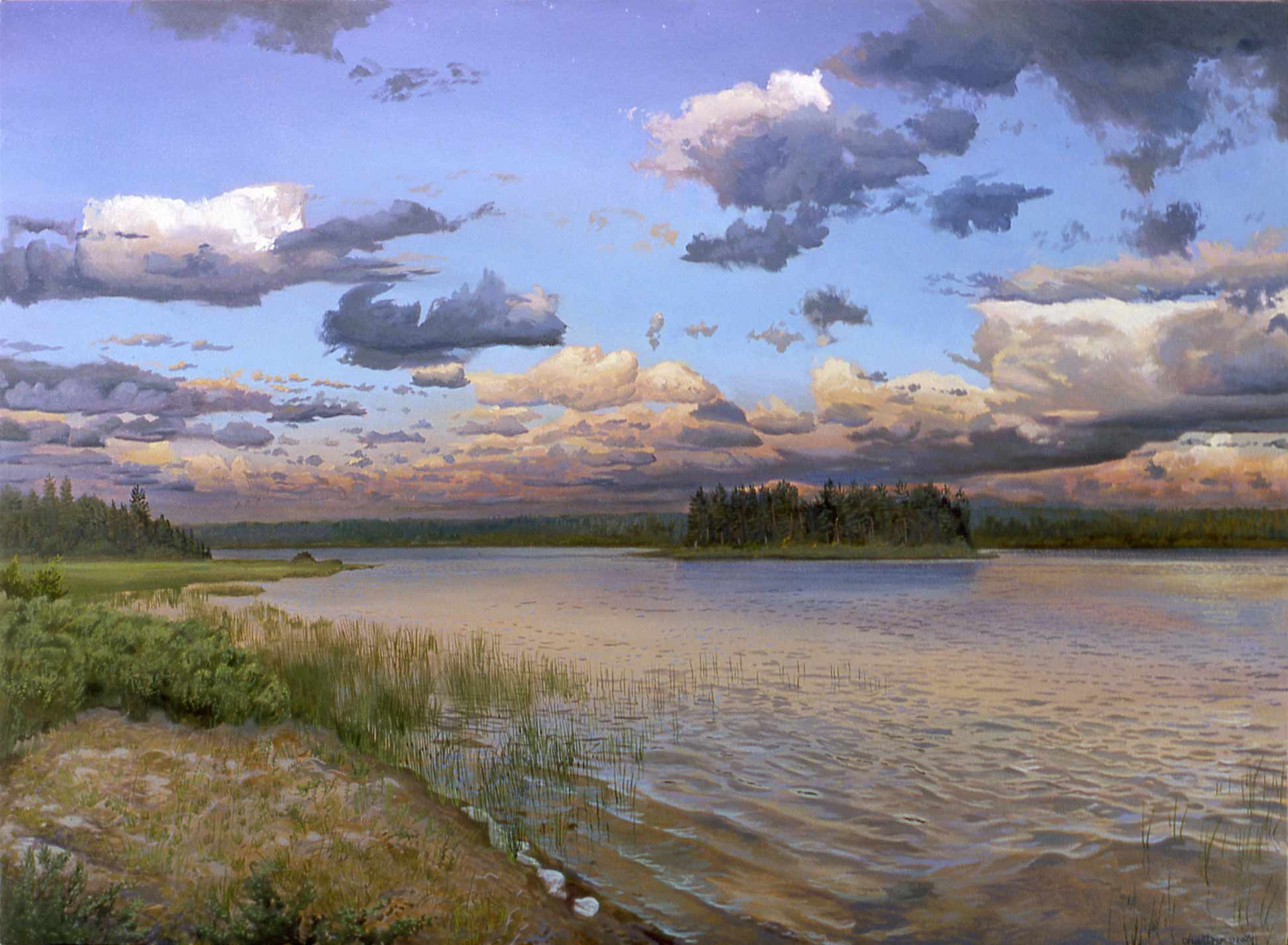 Kingston Озеро