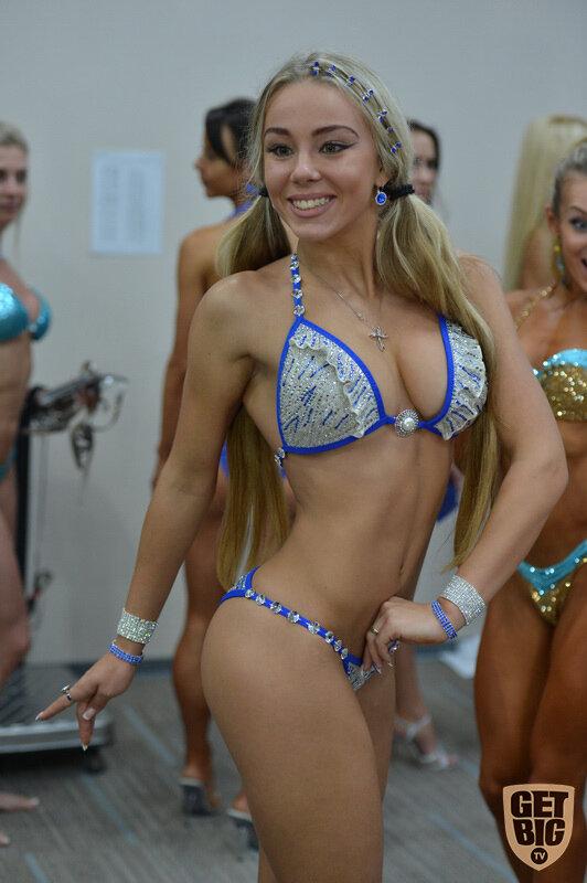 Чемпионат мира по женскому фитнесу и бикини