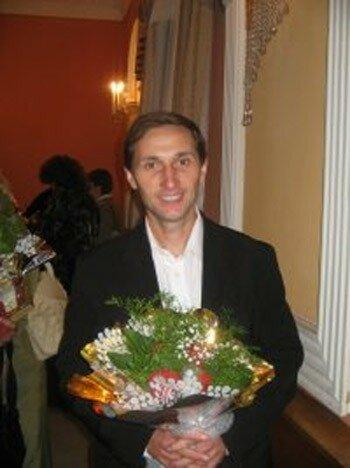 Сергей Васильевич Погодин