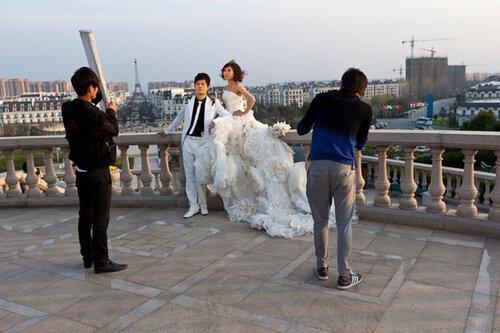 Города-призраки популярны у фотографов и туристов