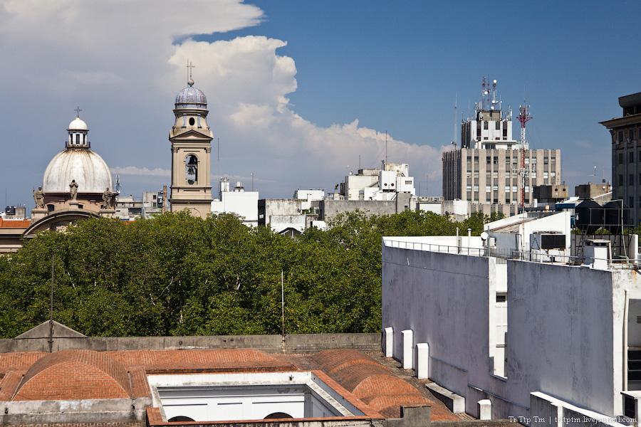 4. Возвращаясь в Монтевидео